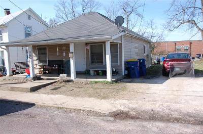 Franklin County Single Family Home For Sale: 805 Walton Street