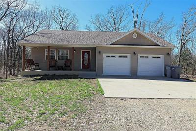St Francois County Single Family Home For Sale: 2481 Watkins