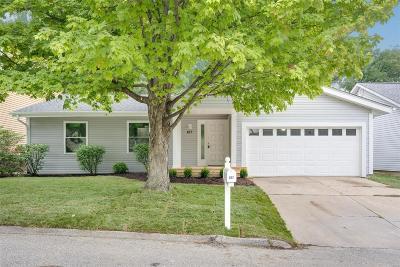 Lake St Louis Single Family Home For Sale: 617 Glen Cove Terr