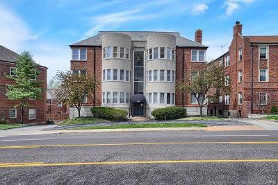 Condo/Townhouse For Sale: 907 South Hanley Unit #3
