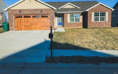 O'Fallon Single Family Home For Sale: 864 Allenbrook Avenue
