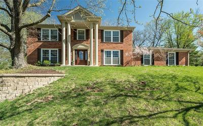 St Louis Single Family Home For Sale: 13523 Featherstone Drive