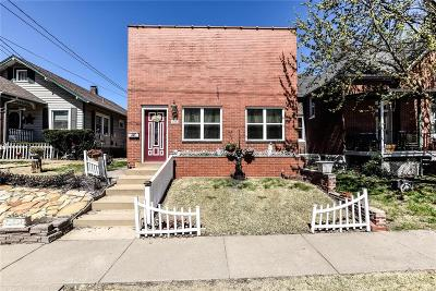 Single Family Home For Sale: 816 Adams