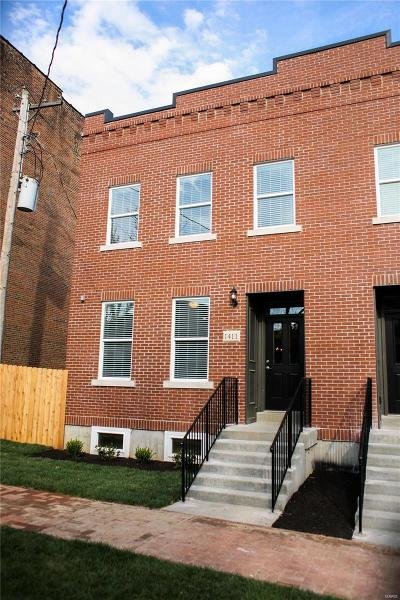 St Louis New Construction For Sale: 1411 10th