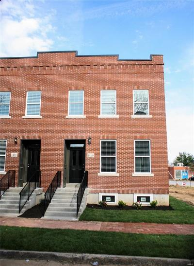 St Louis New Construction For Sale: 1409 10th