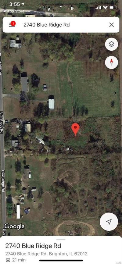Brighton Residential Lots & Land For Sale: 2740 Blue Ridge Road