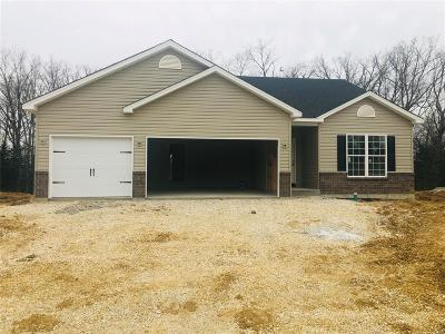 Lincoln County, Warren County Single Family Home For Sale: 513 Indian Lake Drive