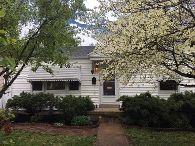 Single Family Home Active Under Contract: 7629 Folk Avenue