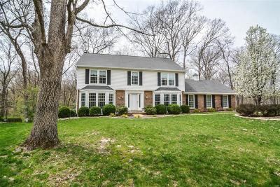 Chesterfield Single Family Home For Sale: 1805 Stenton Path