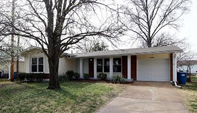 Single Family Home Active Under Contract: 12460 Glencliff Drive