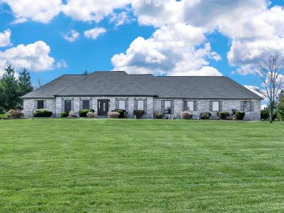 Troy IL Single Family Home For Sale: $338,500