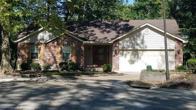 Lake St Louis Single Family Home For Sale: 13 Cadillac Court