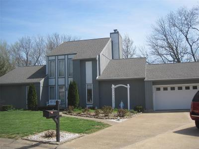 Red Bud Single Family Home For Sale: 1006 Patti Ct
