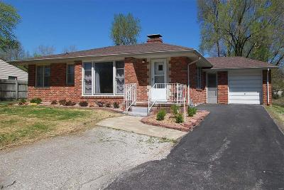 Collinsville Single Family Home For Sale: 100 West Country Lane