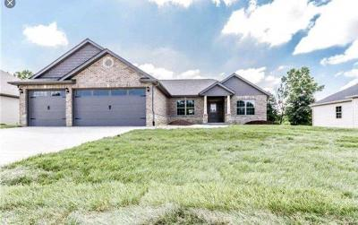 Troy Single Family Home For Sale: 8375 Mill Hill