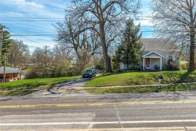 Single Family Home For Sale: 805 Buckley Road