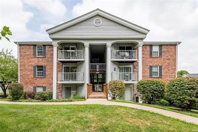 Condo/Townhouse Active Under Contract: 7415 Triwoods #J