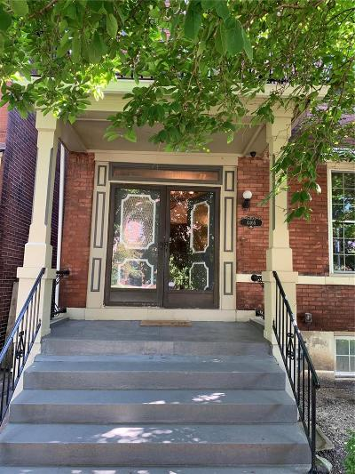 Central West End Single Family Home For Sale: 4466 Laclede Avenue