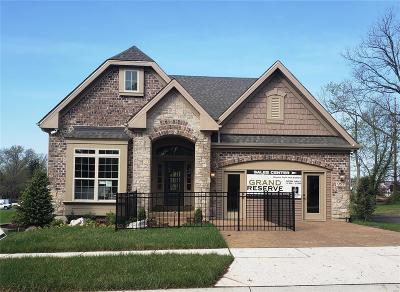 Single Family Home For Sale: 2 Grand Reserve - Bordeaux