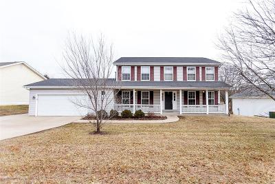 St Charles Single Family Home For Sale: 2394 Upper Bottom