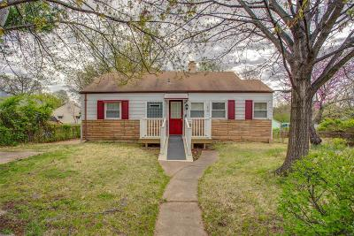Single Family Home For Sale: 2126 Laclede Station
