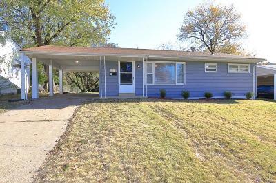 Single Family Home For Sale: 10012 Dellridge Lane