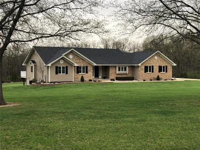 Lincoln County Single Family Home For Sale: 134 Meadow Ridge Drive