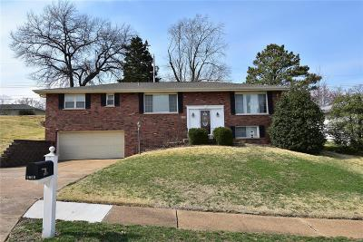 Single Family Home Active Under Contract: 9609 Stylecrest