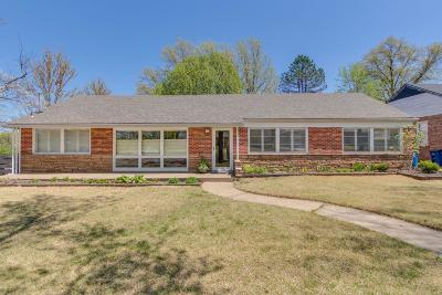 University City Single Family Home Active Under Contract: 960 Jeanerette Drive