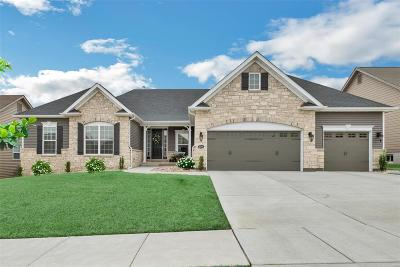 St Charles Single Family Home For Sale: 2741 Brook Hill Lane