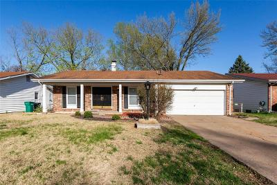 Single Family Home For Sale: 11300 Parkmont