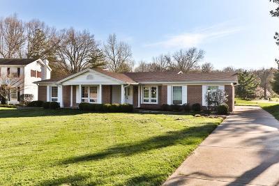 Ballwin Single Family Home For Sale: 426 Coronado