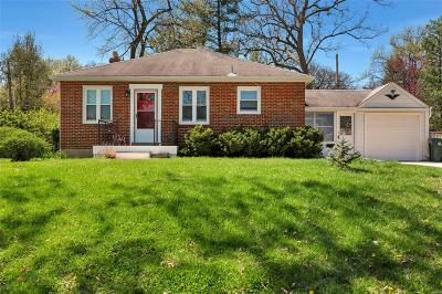 Single Family Home Active Under Contract: 747 Club Lane
