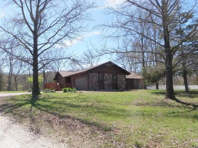 Lincoln County, Warren County Single Family Home For Sale: 6396 East Rock Springs