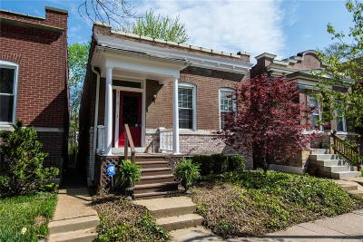 St Louis City County Single Family Home For Sale: 4213 Wyoming Street