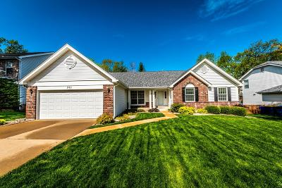 Grover Single Family Home Active Under Contract: 371 Copper Lakes