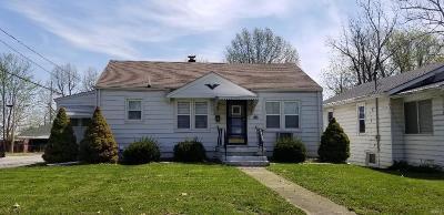 Alton Single Family Home For Sale: 2421 Kohler Street
