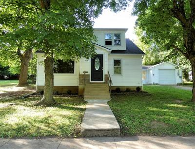 St Francois County Single Family Home Active Under Contract: 413 Crane Street