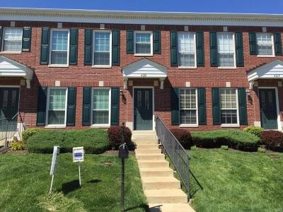 Ellisville Condo/Townhouse For Sale: 429 Parkview Place