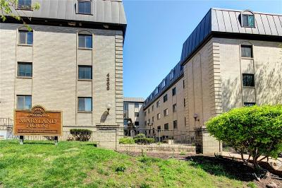 St Louis Condo/Townhouse For Sale: 4355 Maryland Avenue #419
