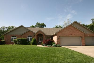O'Fallon Single Family Home For Sale: 1827 Riviera Lane