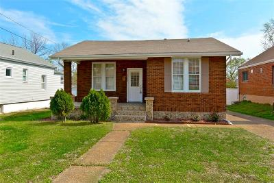 Single Family Home For Sale: 4755 Seibert Avenue