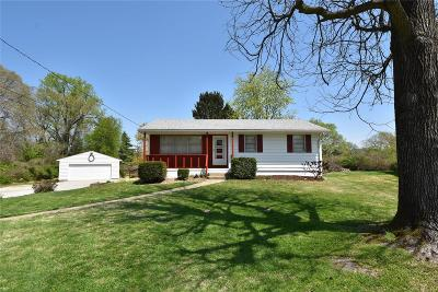 Caseyville Single Family Home Active Under Contract: 36 Oak Drive