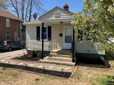 Collinsville Single Family Home Active Under Contract: 1139 Williams Street