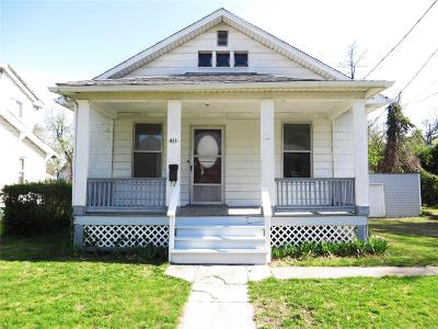 Madison County Single Family Home For Sale: 411 Augusta Street