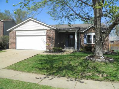 Single Family Home For Sale: 4639 Weber Terrace