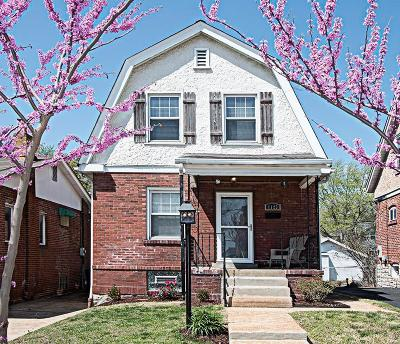 Single Family Home For Sale: 1123 Blendon Place