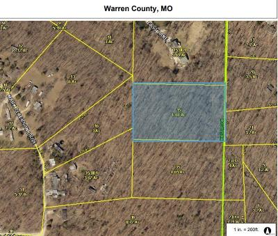 Wright City Residential Lots & Land For Sale: 5 +/- Ac East Lane