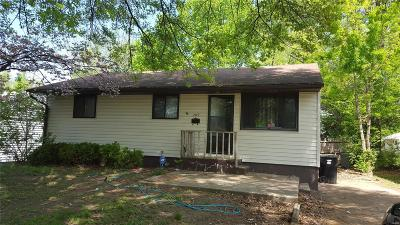 Single Family Home For Sale: 209 McAlpine Drive