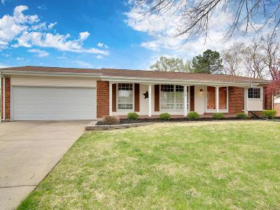 Single Family Home For Sale: 3948 Windemer Drive